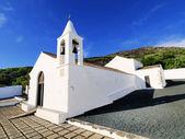 Ermita de la Virgen de los Reyes, El Hierro, Canary Islands — Stock Photo