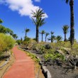 Parador en San Sebastian de la Gomera, Canary Islands, Spain — Stock Photo