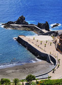Harbour in San Sebastian de la Gomera, Canary Islands, Spain — Stock Photo