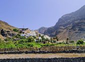 Valle Gran Rey, La Gomera, Canary Islands, Spain — Foto Stock