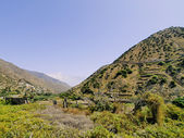 Vallehermoso, La Gomera, Canary Islands, Spain — Stock Photo