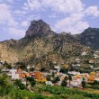 Vallehermoso, La Gomera, Canary Islands, Spain — Stockfoto