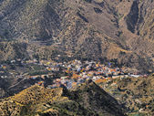 Vallehermoso, La Gomera, Canary Islands, Spain — Foto Stock