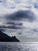 Coast of La Gomera, Canary Islands, Spain — Foto Stock