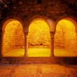 Stock Photo: Arab Baths, Girona, Spain