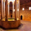 Arab Baths, Girona, Spain — Stock Photo #24399863