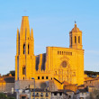 Girona, Spain - Stock Photo