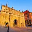 Stock Photo: Uplands Gate, Gdansk, Poland