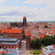 Cityscape of Gdansk, Poland — Foto Stock