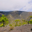 Volcano San Antonio in Fuencaliente on La Palma — Stock Photo