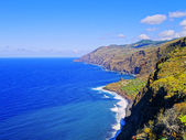 La Palma Coastline, Canary Islands — Stock Photo