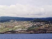 Kustlijn van la palma, canarische eilanden — Stockfoto