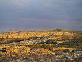 Cityscape of Fes, Morocco — Stock Photo