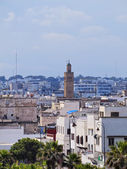 Rabat Cityscape, Morocco — Stock Photo