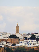 Stadtansicht von rabat, marokko — Stockfoto