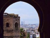Cityscape rabat, morocco — Stok fotoğraf