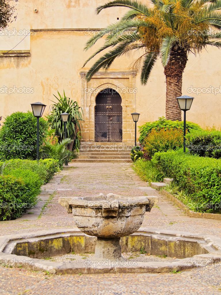 Jardines de andaluc a en rabat marruecos fotos de stock - Jardines de andalucia ...
