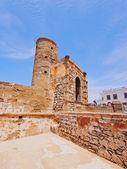 Bab Ljhad in Essaouira, Morocco — Stock Photo