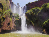 Ouzoud Waterfalls in Morocco — Stock Photo