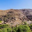 Stock Photo: Village in Atlas Mountains, Morocco