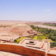 View from Ait Benhaddou, Morocco — Stock Photo
