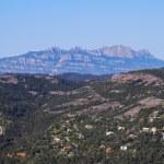 Montserrat Mountains — Stock Photo #32443909