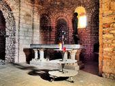 Sant Llorenc del Munt Monastery — Stock Photo