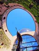 Salvador Dali Museum, Figueres — Stock Photo
