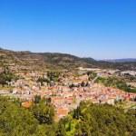 Monistrol de Montserrat, Spain — Stock Photo #32681431