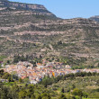 Stock Photo: Monistrol de Montserrat, Spain