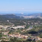 Monistrol de Montserrat, Spain — Stock Photo #32681473