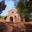 Small Chapel in Montserrat Mountain, Spain — Stock Photo #32681801