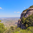 View from Montserrat Mountain, Spain — Stock Photo #32681833