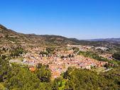 Monistrol de Montserrat, Spain — Stock Photo