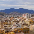 Stock Photo: Cityscape of Malaga, Spain