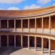 The Palace of Charles V in Granada — Stock Photo