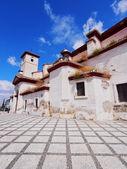 San Cristobal Church in Granada, Spain — Stock Photo