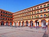 Corredera Square in Cordoba, Spain — Stock Photo