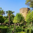 Alcazar in Cordoba, Spain — Stock Photo