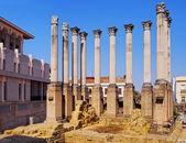 Roman Temple in Cordoba, Spain — Stock Photo