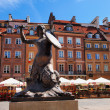 Old Town in Warsaw — Stock Photo #35490799