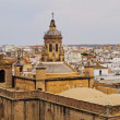Seville Cityscape, Spain — Stock Photo