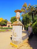 Gardens of Murillo in Seville, Spain — Photo