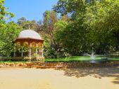 玛丽亚 · 路易莎公园在塞维利亚,西班牙 — 图库照片