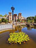 The Mudejar Pavilion in Seville, Spain — 图库照片