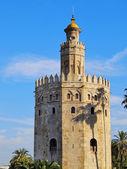 Torre del oro, séville, espagne — Photo