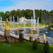 Peterhof in Russia — Stock Photo
