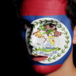 Stock Photo: Flag of Belize