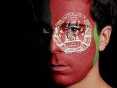 флаг афганистана — Стоковое фото