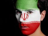 Flag of Iran — Stock Photo